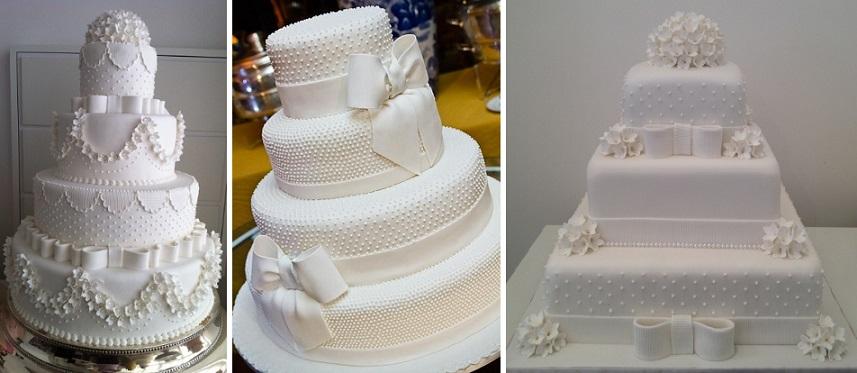 tendências de bolos de casamento 2016