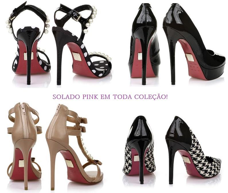 867f306e3 Coleção De Sapatos Lala Rudge Para UZA -   Tete Reinaldim ...